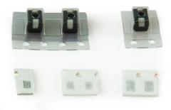 Passive Bauelemente für 80-m-Eingangsbandfilter (Kit 3.1)