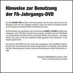 FUNKAMATEUR-Archiv-DVD 1980-1989