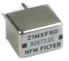 21MXF8D, 21,4 MHz, Bandbreite 8 kHz