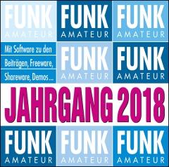 FUNKAMATEUR Jahrgangs-CD 2018