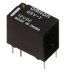Miniaturrelais G5V-1-12
