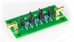 Bausatz für ein variables Dämpfungsglied 0... 50 dB
