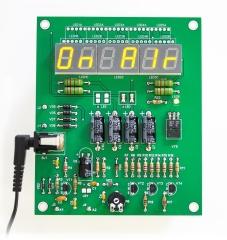 Bausatz für eine Sendeanzeige mit HF-Detektor
