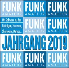 FUNKAMATEUR Jahrgangs-CD 2019 (Sonderpreis für Abonnenten)