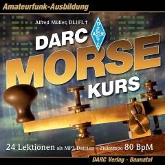 DARC-Morsekurs (CD-ROM mit MP3-Dateien)