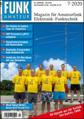 FUNKAMATEUR 7 · 2020  Das aktuelle Heft