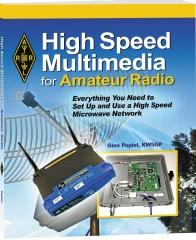 High Speed Multimedia for Amateur Radio
