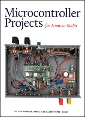 Microcontroller Projects for Amateur Radio