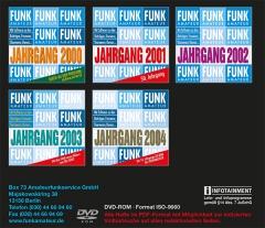 FUNKAMATEUR-Archiv-DVD 2000-2004