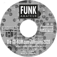 FUNKAMATEUR Jahrgangs-CD 2020