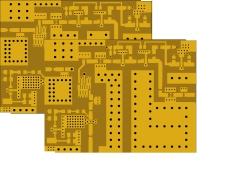 Platinensatz für 3-GHz-Frequenzerweiterung (unbestückt)
