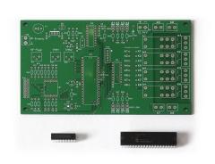 Spezialteilesatz für 8-Kanal-DTMF-Fernschalter