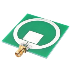 Breitbandantenne für 2,4…10,5 GHz
