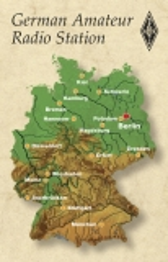 100 No-Name-QSL-Karten, Deutschland